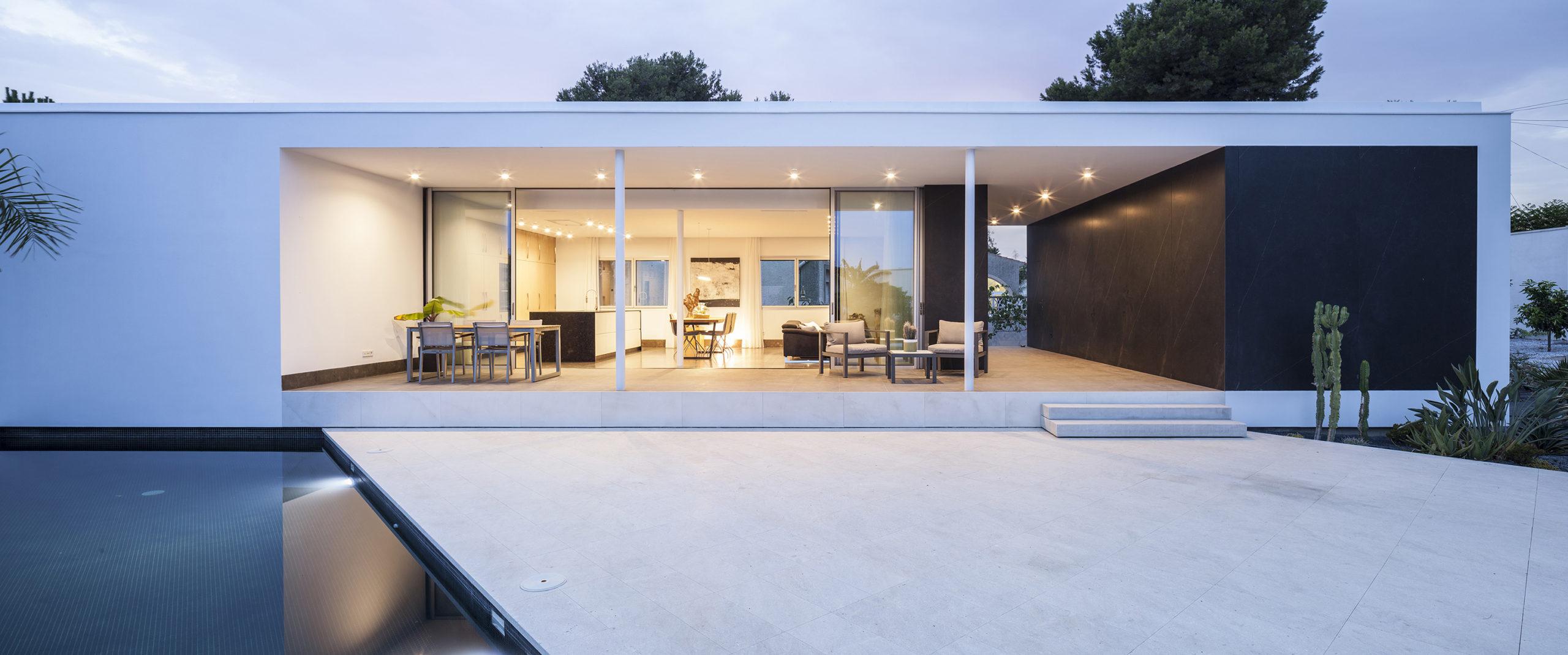 Estudio de arquitectura e interiorismo en Alicante.